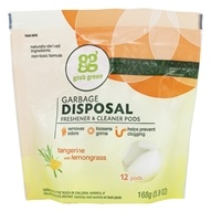 Garbage Disposal Freshener & Cleaner 12 Pods