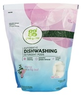 Automatic Dishwashing Detergent 60 Loads Biggie Pouch