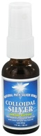Colloidal Silver Herbal Tincture Spray with Aloe Vera and Tea Tree Oil