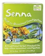 Senna Tea Relief For Occasional Constipation