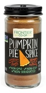 Pumpkin Pie Spice Salt-Free Blend