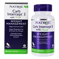 Carb Intercept 3 with White Kidney Bean Extract