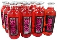 Nature's Best - Isopure Zero Carb RTD Alpine Punch - 12 Bottle(s)
