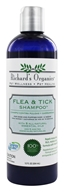 Richard's Organics 100% Natural Shampoo Flea & Tick