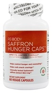 Hunger Caps Appetite Control Formula with Satiereal Saffron Extract