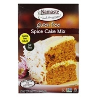 Gluten Free Spice & Carrot Cake Mix