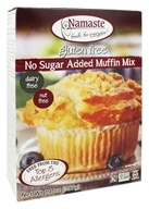 Gluten Free No Sugar Added Muffin Mix