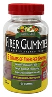Fiber Gummies Multi Fruit Flavored