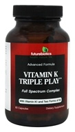 Vitamin K Triple Play Advanced Formula Full Spectrum Complex