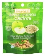 Apple Quinoa Crunch