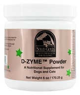 D-ZYME Powder For Cats & Dogs