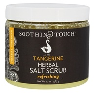 Herbal Salt Scrub