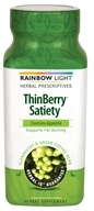 ThinBerry Satiety Appetite Control with Slendesta & Green Coffee Bean