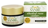 Shaded Rose-Solar Healing Facial Cream