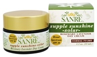 Supple Sunshine Solar Rosemary Lavender Day Cream