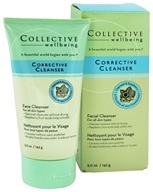 Facial Cleanser Corrective Cleanser with Oatmeal & Raspberry