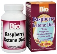Raspberry Ketone Diet