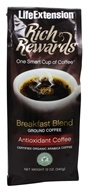 Rich Rewards Breakfast Blend Ground Coffee