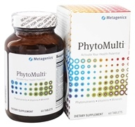 PhytoMulti without Iron