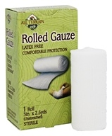 Rolled Gauze Latex Free 3 in x 2.5 yds