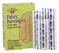 Fabric Bandages Assorted Latex Free