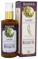 Massage Oil Aromatherapy