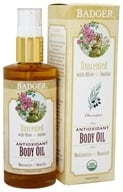 Body Oil Antioxidant