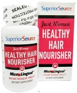 Just Women Healthy Hair Nourisher Instant Dissolve