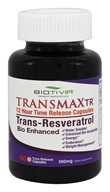 Transmax TR (Timed Release) Trans-Resveratrol