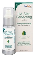 HA Skin Perfecting Lotion with Hyaluronic Acid, Regu-Seb & Argan Oil