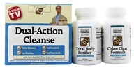 Applied Nutrition - Dual Action Cleanse with Green Tea Bonus Kit