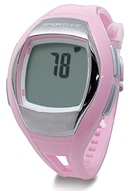 Sportline - Solo 925 Heart Rate + Pedometer Watch Designed for Women Pink - 1 Monitor(s)