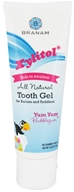 Xylitol Tooth Gel for Babies and Toddlers All Natural