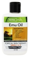 Omega 3-6-9 Emu Oil Topical Skin Therapy