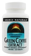 Green Coffee Extract Energizer