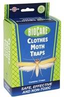 BioCare Clothes Moth Trap - 2 Traps