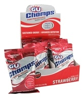 Chomps Pure Performance Energy Chews with Caffeine