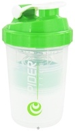 SpiderMix Mini2Go Shaker Bottle Clear