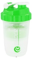 SpiderMix Maxi2Go Shaker Bottle Clear