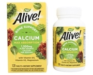 Alive Calcium Bone Formula Max Absorption