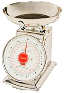 Mercado Dial Scale With Bowl 11 lb Capacity DS115B