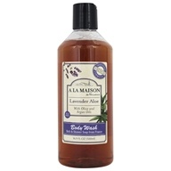Traditional French Milled Bath & Shower Liquid Soap