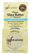Pure Shea Butter with Vitamin E Tin