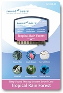 Sound Card Tropical Rain Forest SC-250-03