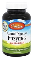 Natural Digestive Enzymes Digestive Aid #34