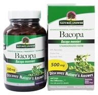 Standardized Bacopa