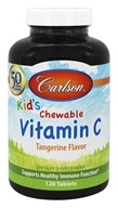Kid's Chewable Vitamin C