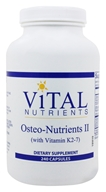 Osteo-Nutrients II with Vitamin K2-7