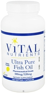 Ultra Pure Fish Oil 180mg/120mg