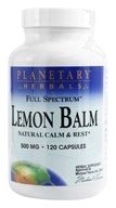 Lemon Balm Full Spectrum